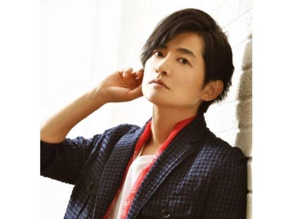 TVガイドに掲載された、下野紘さんのジャケット着用のイケメンな画像