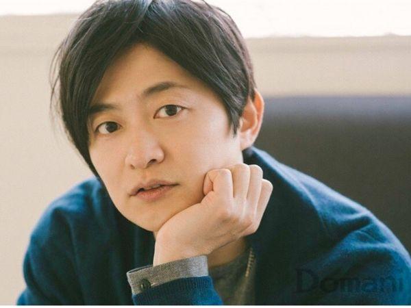 ドマーニに掲載された、下野紘さんのイケメンなアップ画像