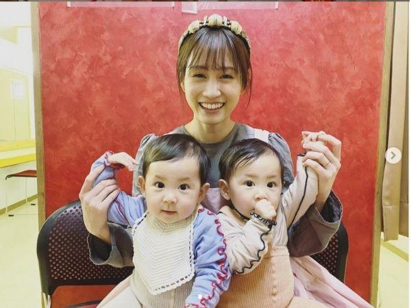 前田敦子とNHKの連続ドラマ「伝説のお母さん」で共演したベビーたち