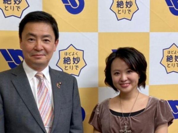 さくらまやが、茨城県取手市の藤井市長を表敬訪問