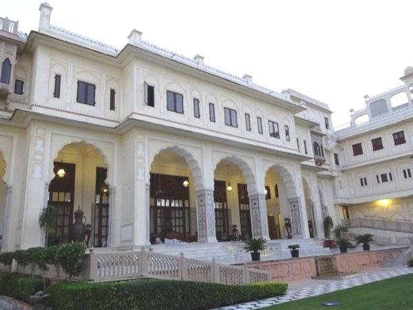 アビギャ・アナンド君の自宅である豪邸をイメージした画像