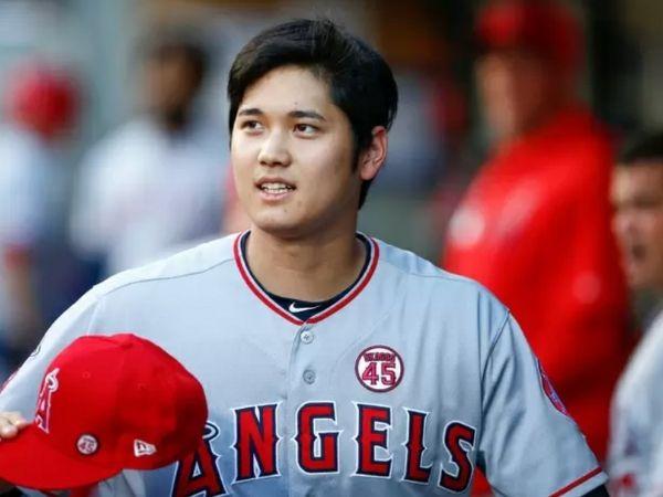 メジャーリーグで活躍する大谷翔平選手